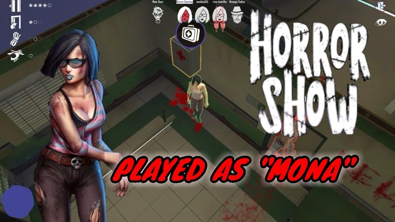 تحميل لعبة HORROR SHOW