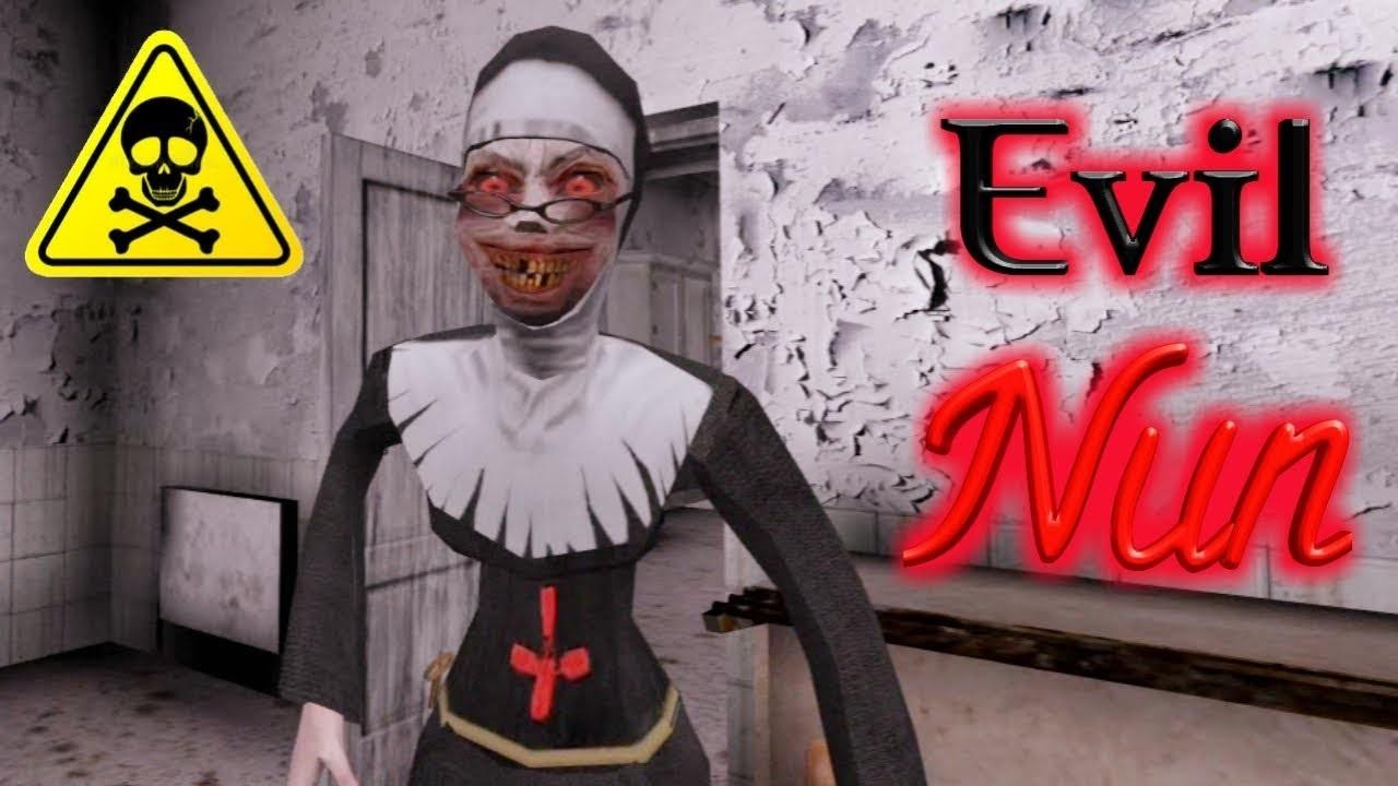 لعبة EVIL NUN: HORROR IN THE SCHOOL