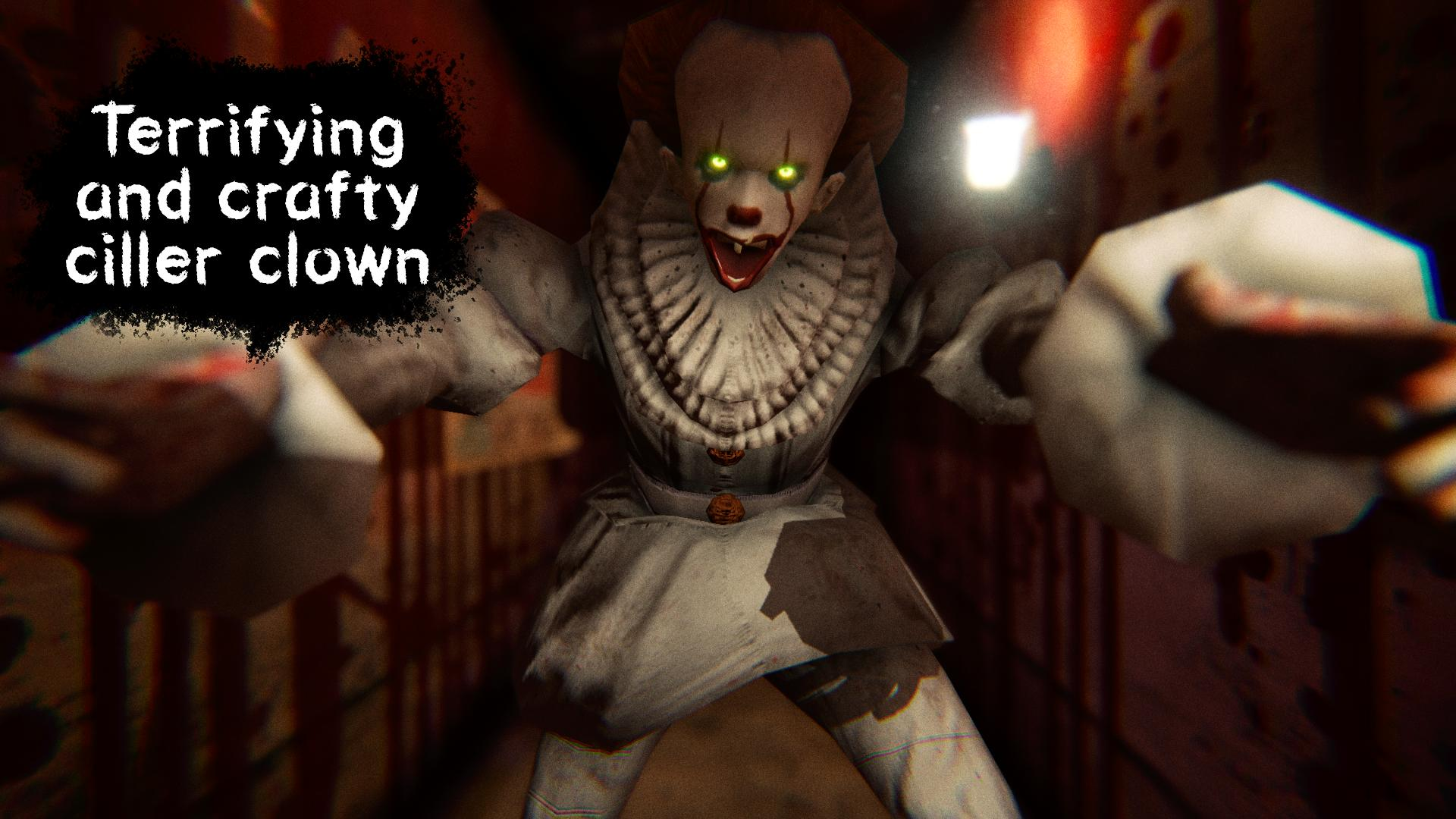 لعبة DEATH PARK: SCARY CLOWN